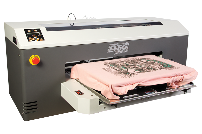 DTG M2 Industrial Direct to Garment Printer