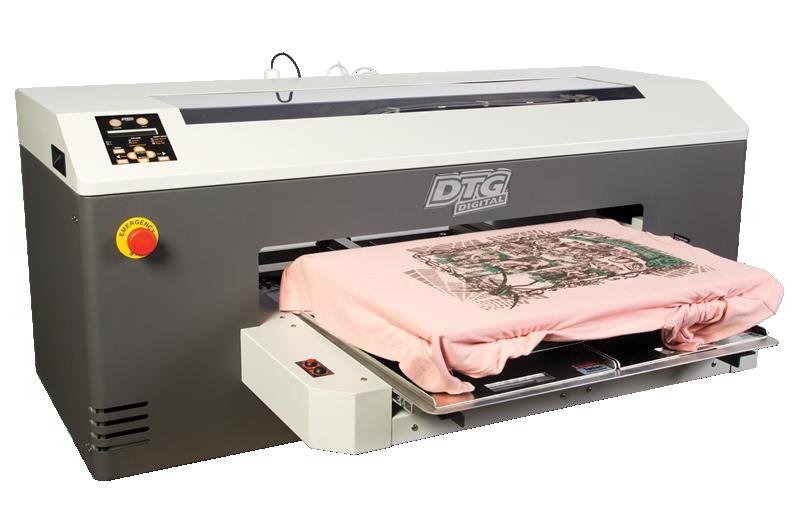 DTG M2 přímý průmyslový tisk na oděvy