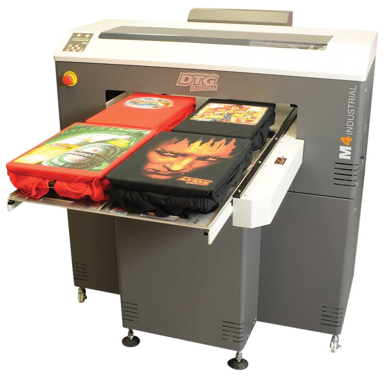 DTG M4 Industrial Direct to Garment Printer